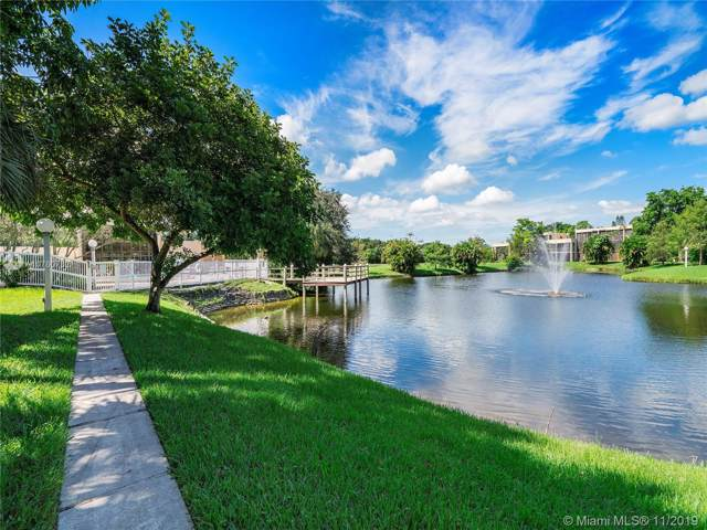 2921 SW 87th Ave #507, Davie, FL 33328 (MLS #A10760732) :: Castelli Real Estate Services