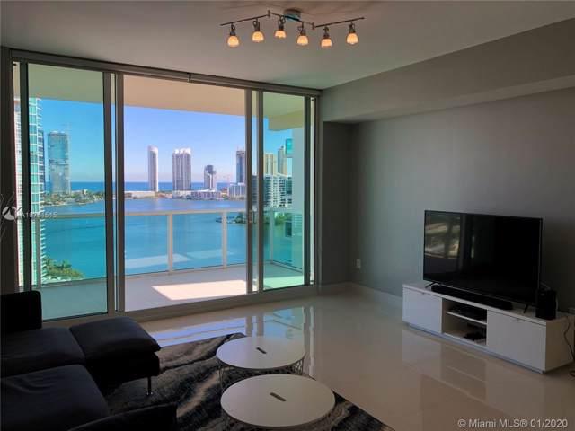 3340 NE 190 ST Lph1709, Aventura, FL 33180 (MLS #A10761515) :: Castelli Real Estate Services