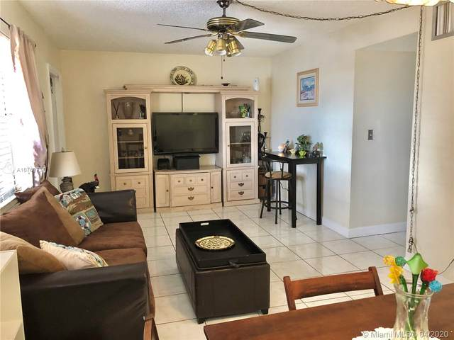 2145 Pierce St #423, Hollywood, FL 33020 (MLS #A10763737) :: Search Broward Real Estate Team