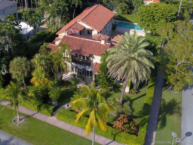 803 N Greenway Dr, Coral Gables, FL 33134 (MLS #A10765908) :: The Jack Coden Group