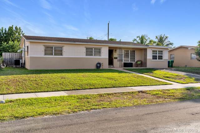 1360 NW 192nd St, Miami Gardens, FL 33169 (MLS #A10766160) :: Lucido Global