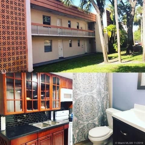 7610 Stirling Rd 107A, Davie, FL 33024 (MLS #A10768117) :: Green Realty Properties
