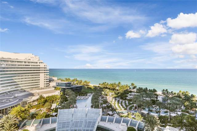 4401 Collins Ave 1205/1207, Miami Beach, FL 33140 (MLS #A10768267) :: Berkshire Hathaway HomeServices EWM Realty