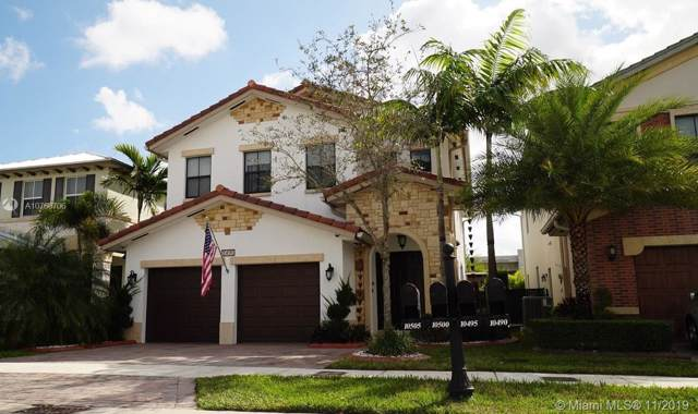 10490 NW 69 Terrace, Doral, FL 33178 (MLS #A10768706) :: Berkshire Hathaway HomeServices EWM Realty
