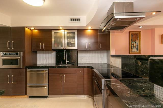 1865 S Ocean Dr 2I, Hallandale, FL 33009 (MLS #A10768817) :: Berkshire Hathaway HomeServices EWM Realty