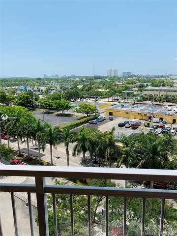 2025 NE 164th St #918, North Miami Beach, FL 33162 (MLS #A10768821) :: Berkshire Hathaway HomeServices EWM Realty