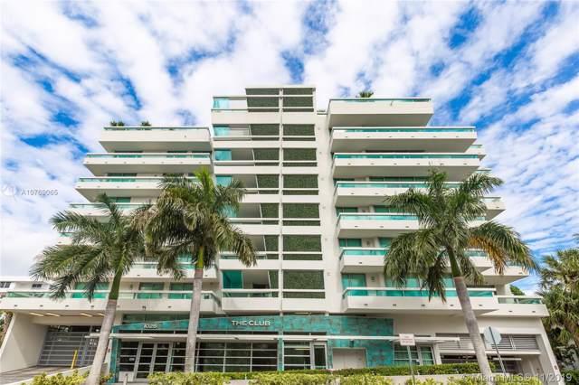 1025 92nd St #503, Bay Harbor Islands, FL 33154 (MLS #A10769065) :: The Paiz Group