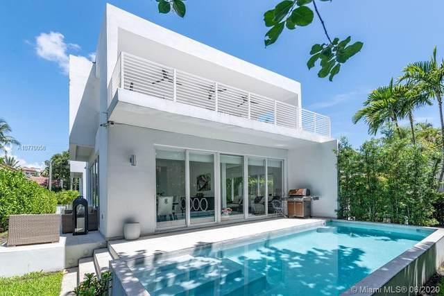 2057 N Bay Rd, Miami Beach, FL 33140 (MLS #A10770058) :: The Riley Smith Group