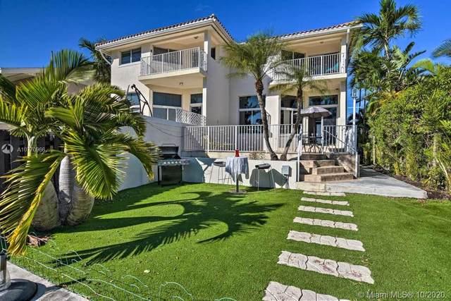 3842 NE 166th St, North Miami Beach, FL 33160 (MLS #A10770966) :: Berkshire Hathaway HomeServices EWM Realty