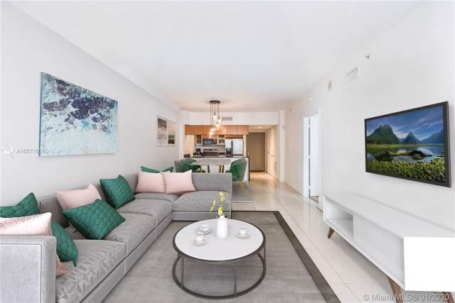 1750 N Bayshore Drive #3109, Miami, FL 33132 (MLS #A10771025) :: Grove Properties