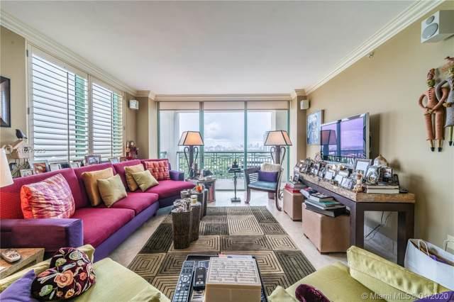 3350 SW 27th Ave #2105, Miami, FL 33133 (MLS #A10771225) :: Berkshire Hathaway HomeServices EWM Realty