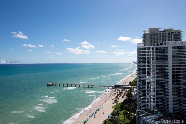 16901 Collins Ave #2005, Sunny Isles Beach, FL 33160 (MLS #A10771407) :: The Paiz Group