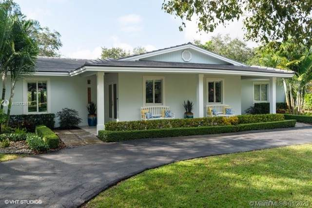 16420 SW 77th Ave, Palmetto Bay, FL 33157 (#A10772619) :: Real Estate Authority