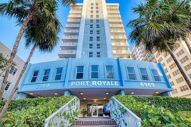 6969 Collins Ave #1212, Miami Beach, FL 33141 (MLS #A10773296) :: Patty Accorto Team
