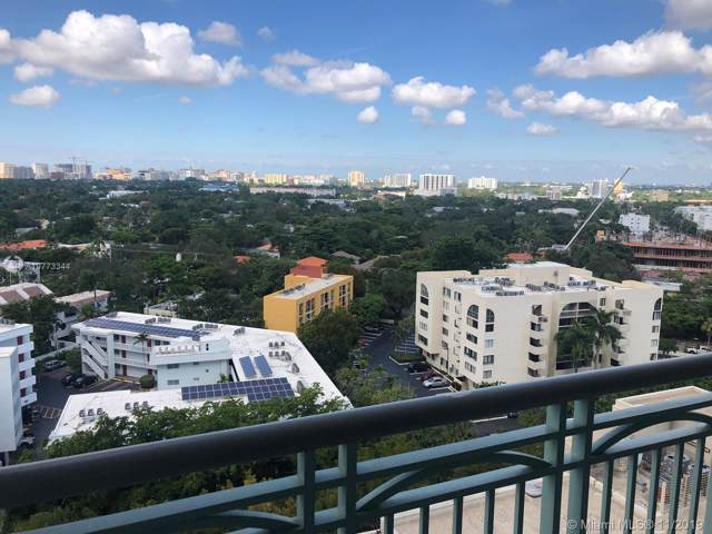 3350 SW 27th Ave #1205, Miami, FL 33133 (MLS #A10773344) :: Berkshire Hathaway HomeServices EWM Realty