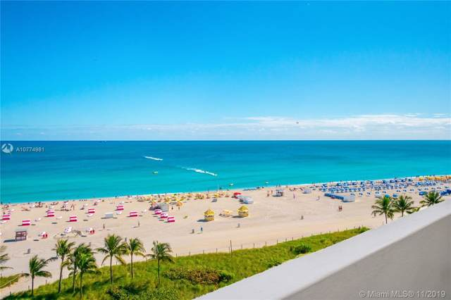 100 Lincoln Rd #947, Miami Beach, FL 33139 (MLS #A10774981) :: Berkshire Hathaway HomeServices EWM Realty