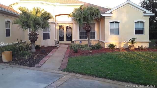 21 Old Oak Dr So, Palm Coast, FL 32137 (MLS #A10775341) :: Team Citron