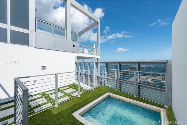 1100 Biscayne Blvd Ph6304, Miami, FL 33132 (MLS #A10775645) :: Green Realty Properties