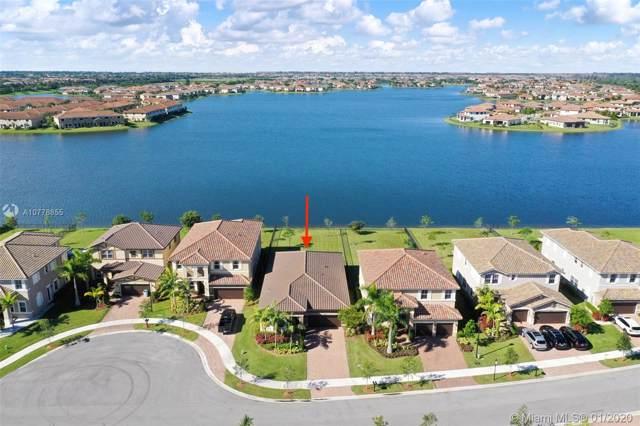 8621 Miralago Way, Parkland, FL 33076 (MLS #A10776855) :: Grove Properties