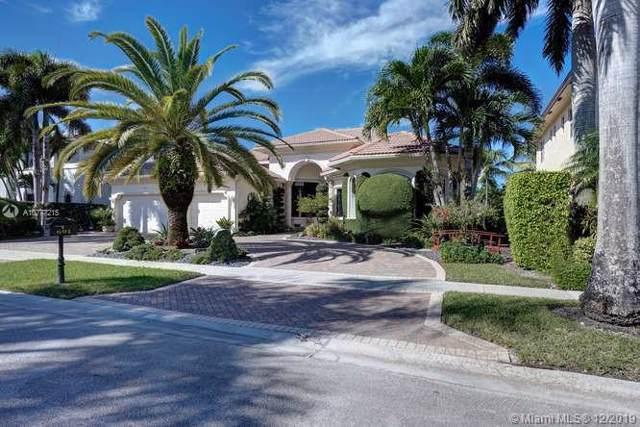 691 Baldwin Palm Ave, Plantation, FL 33324 (MLS #A10777215) :: The Teri Arbogast Team at Keller Williams Partners SW