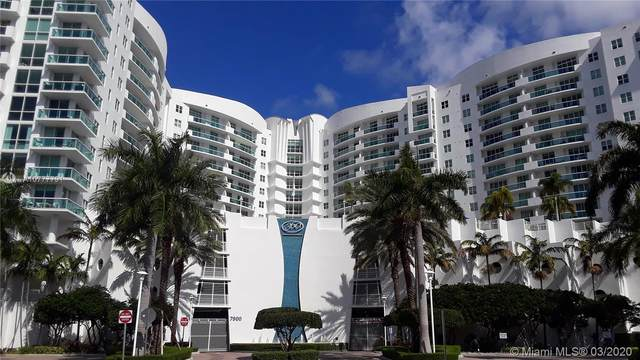 7900 Harbor Island Dr #1207, North Bay Village, FL 33141 (MLS #A10777791) :: GK Realty Group LLC