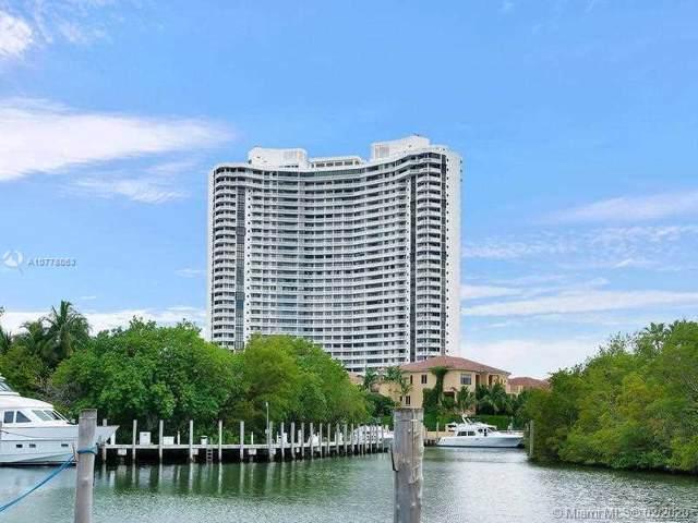 1000 Island Blvd #2903, Aventura, FL 33160 (MLS #A10778053) :: The Paiz Group