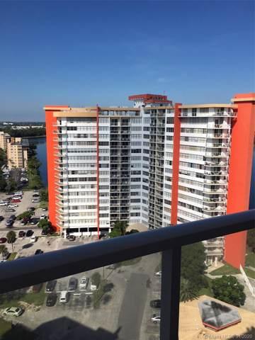 1301 NE Miami Gardens Drive 1123W, Miami, FL 33179 (MLS #A10778065) :: The Paiz Group