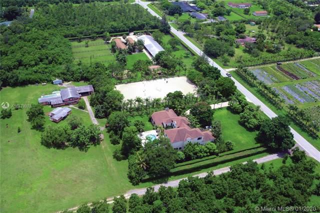 23777 SW 152nd Ave, Homestead, FL 33032 (MLS #A10779275) :: Berkshire Hathaway HomeServices EWM Realty