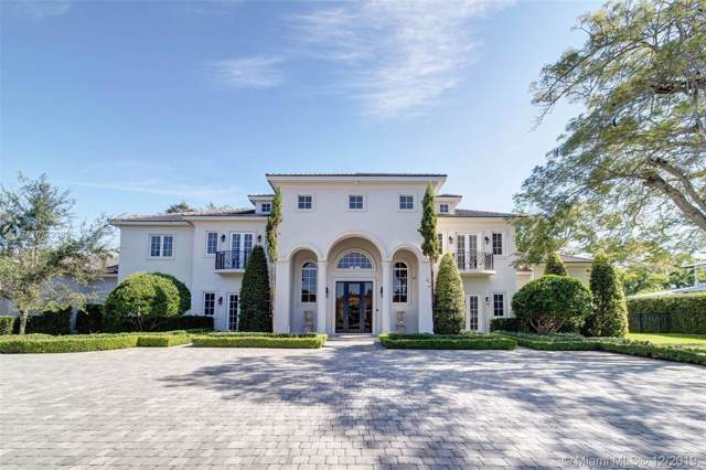 10915 SW 62nd Ave, Pinecrest, FL 33156 (MLS #A10779389) :: The Adrian Foley Group