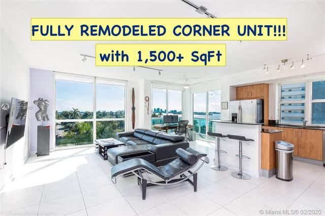 7900 Harbor Island Dr #626, North Bay Village, FL 33141 (MLS #A10779503) :: GK Realty Group LLC