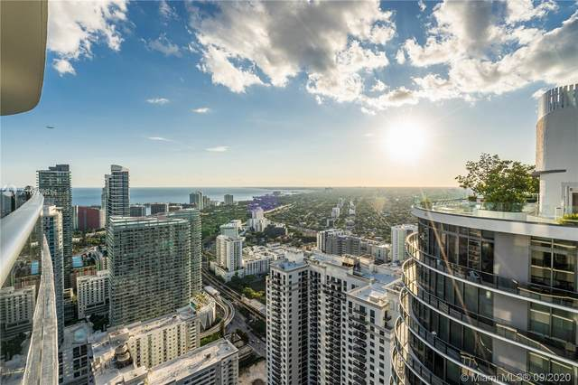 45 SW 9th Street #4808, Miami, FL 33130 (MLS #A10779614) :: Podium Realty Group Inc