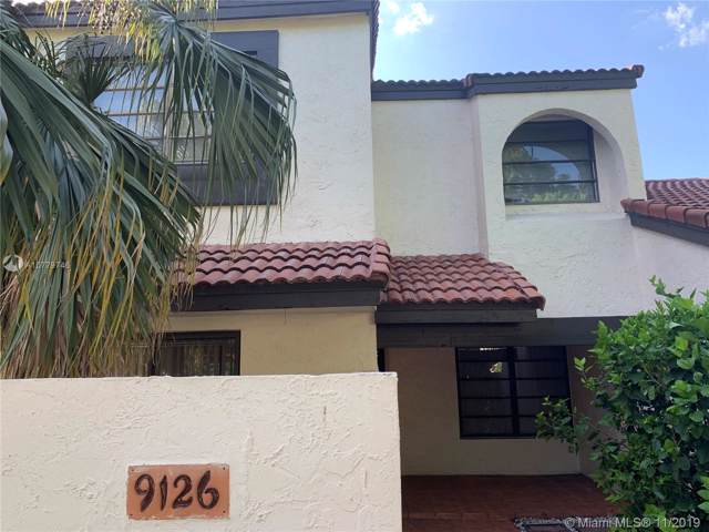 9126 SW 123rd Ave Ct, Miami, FL 33186 (MLS #A10779746) :: THE BANNON GROUP at RE/MAX CONSULTANTS REALTY I
