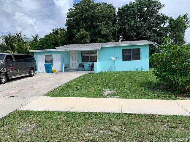 2770 NE 4th Ct, Boynton Beach, FL 33435 (MLS #A10779770) :: Albert Garcia Team