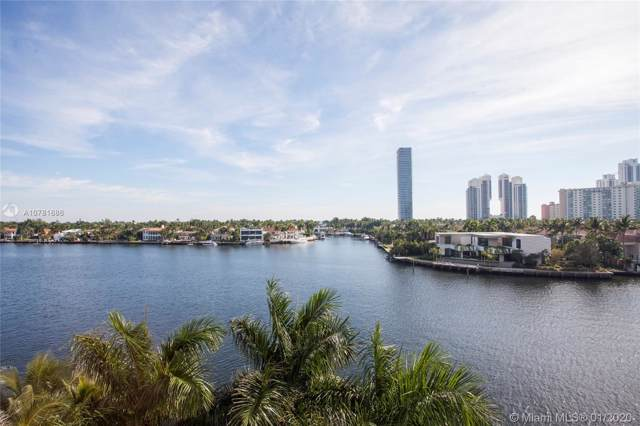 19667 Turnberry Way 5-K, Aventura, FL 33180 (MLS #A10781686) :: The Riley Smith Group