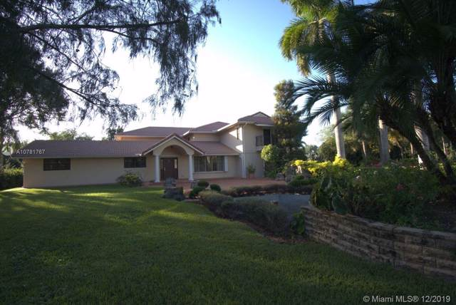 7011 Holatee Trail, Southwest Ranches, FL 33330 (MLS #A10781767) :: The Teri Arbogast Team at Keller Williams Partners SW