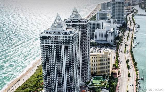4779 Collins Ave #3208, Miami Beach, FL 33140 (MLS #A10781915) :: Castelli Real Estate Services