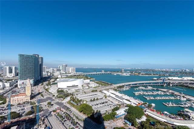 244 Biscayne Blvd #3806, Miami, FL 33132 (MLS #A10783564) :: Patty Accorto Team