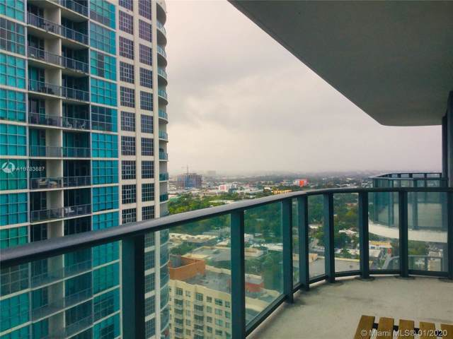 121 NE 34th #2502, Miami, FL 33137 (MLS #A10783687) :: Prestige Realty Group