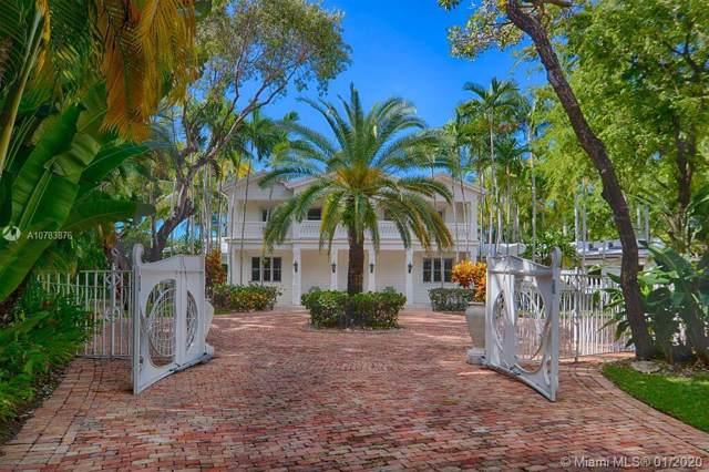 1 Star Island Dr, Miami Beach, FL 33139 (MLS #A10783876) :: The Jack Coden Group