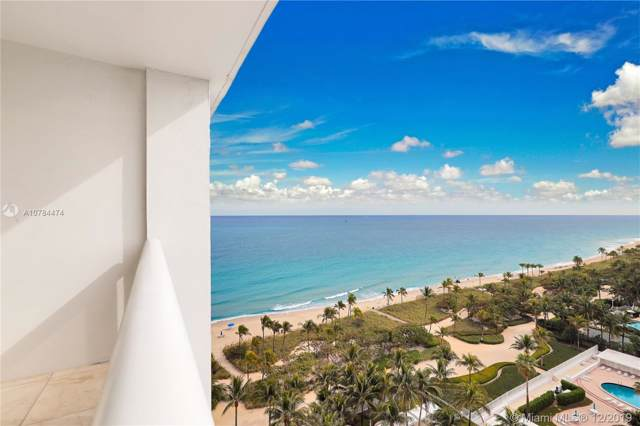 10275 Collins Ave #1412, Bal Harbour, FL 33154 (MLS #A10784474) :: Miami Villa Group