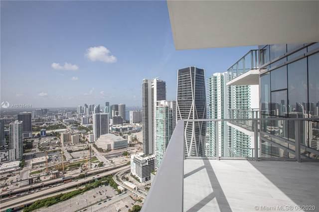 851 NE 1 AVE #4502, Miami, FL 33132 (MLS #A10785494) :: Castelli Real Estate Services