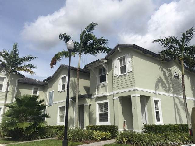 2853 SE 1st Dr #11, Homestead, FL 33033 (MLS #A10785891) :: The Paiz Group