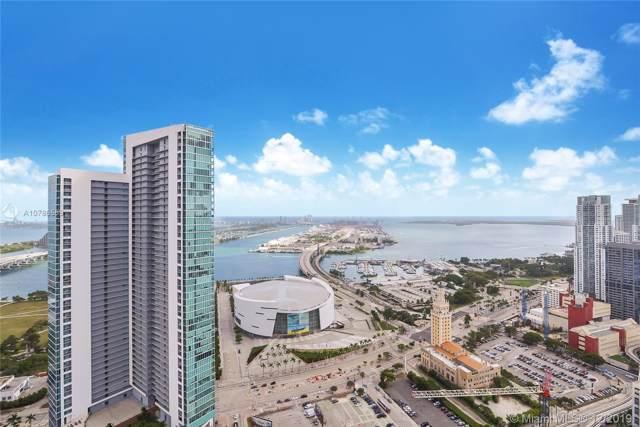 851 NE 1st Ave #4111, Miami, FL 33128 (MLS #A10786559) :: Castelli Real Estate Services