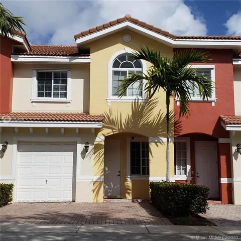 5323 SW 40th Ave #5323, Dania Beach, FL 33314 (MLS #A10788348) :: Green Realty Properties