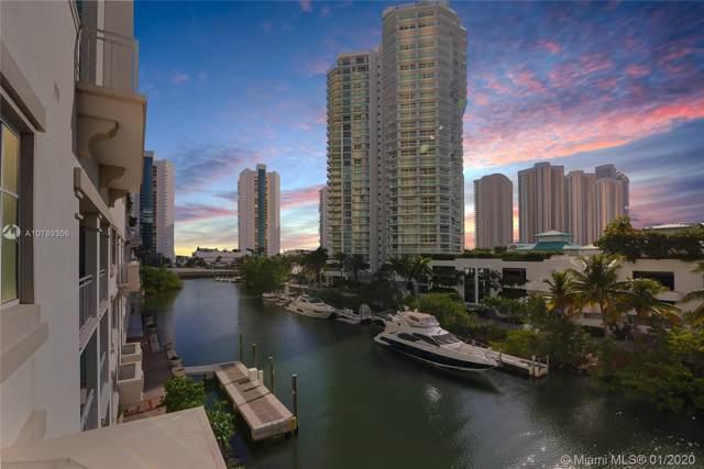 250 Sunny Isles Blvd Th-408, Sunny Isles Beach, FL 33160 (MLS #A10789306) :: Berkshire Hathaway HomeServices EWM Realty