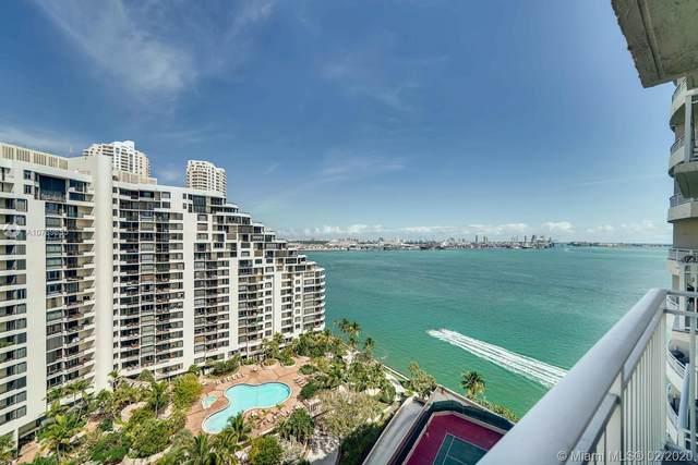 770 Claughton Island Dr #1903, Miami, FL 33131 (MLS #A10789855) :: Berkshire Hathaway HomeServices EWM Realty