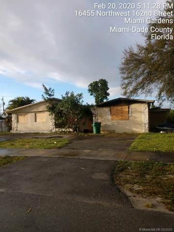 2255 NW 165th St, Miami Gardens, FL 33054 (MLS #A10790478) :: Prestige Realty Group