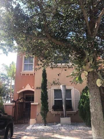 12200 SW 27th St #1201, Miramar, FL 33025 (MLS #A10791391) :: ONE Sotheby's International Realty