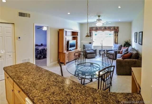 1520 Mckinley St 103E, Hollywood, FL 33020 (MLS #A10791536) :: Berkshire Hathaway HomeServices EWM Realty