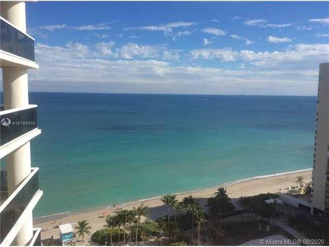 1850 S Ocean Dr #2505, Hallandale Beach, FL 33009 (MLS #A10791816) :: Patty Accorto Team